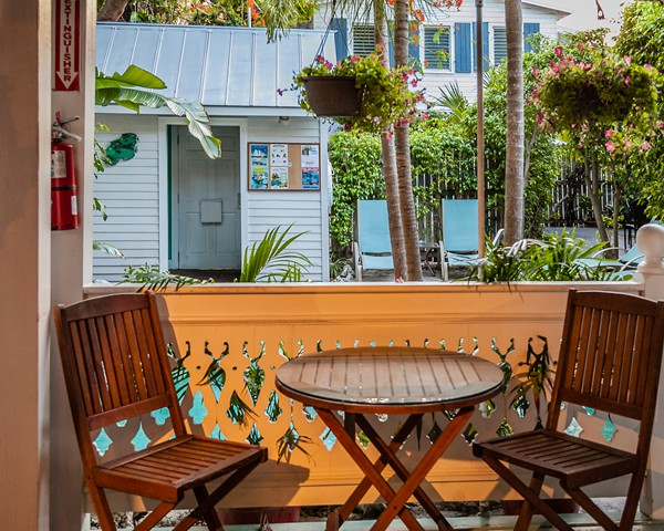 Key West Bed Breakfasts Courtney S Place Key West Cottages And Efficiencies Private Rooms