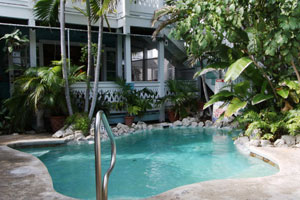 Key West Historic Inns & Cottages - So we are just minutes from all the attractions-beaches, fishing, snorkeling, diving, museums, shopping, live theater and restaurants. You can walk; bike or even try a moped.
